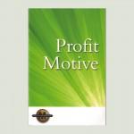 Profit Motive by Walt Henrichsen